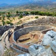 Stock Photo: Mycenae