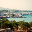 aegina island — Stock Photo