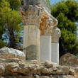 Ancient Corinth — Stock Photo