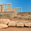 Cape Sounion — Stock Photo