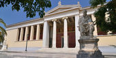 National University of Athens — Stock Photo