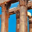 Temple of Olympian Zeus — Stock Photo
