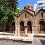 ������, ������: The Byzantine Church of Panaghia Kapnikarea
