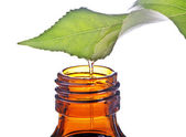 Homeopathy balm — Stock Photo
