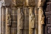 Headless statue of virgin — Zdjęcie stockowe