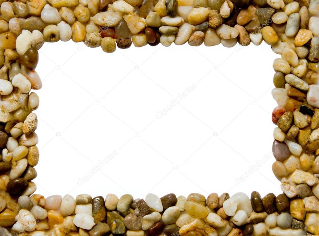 石头手抄报边框