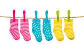 Prádelní — Stock fotografie