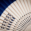 Fan . — Stock Photo