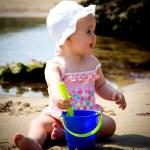 Baby portrait — Stock Photo #28399659