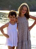 Little girls portrait — Stock Photo