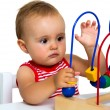 Baby playing — Stock Photo #29299535