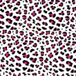 Pink & grey leopard background — Stock Photo #31506741
