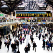 Liverpool street station — Stock Photo