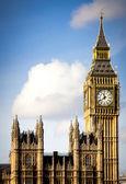 Big Ben tower — Stock Photo