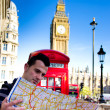 Tourist in London — Stock Photo #36027755