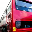 London red bus — Stock Photo