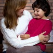 Mother and daugther — Stock Photo #38179035