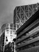 Londyn drapacze chmur — Zdjęcie stockowe