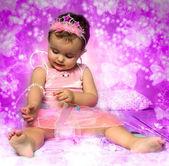 Baby fairy — Stockfoto