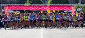 Marathon in Gijon — Stockfoto