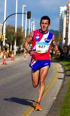 Marathon à gijon — Photo