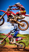 Motocross Championship — Photo