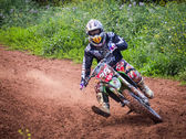 Motocross wm — Stockfoto