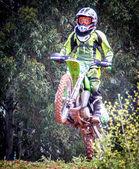Motocross Championship — Stock Photo