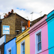 Portobello road houses — Stock Photo #49580431