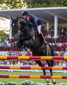 At atlama Yarışması — Stok fotoğraf