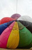 Colorful Hot Air Balloons ,Thailand — Stock Photo