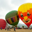Stock Photo: International Balloon Festival