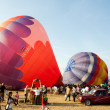 International Balloon Festival — Stock Photo