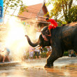 Songkran Festival — Stock Photo #13348321