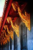 Thaise tempel in bangkok, thailand — Stockfoto