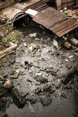 Sewage — Foto Stock
