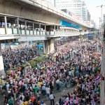 Protestors — Stock Photo