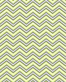 Grey and Yellow Chevron Pattern — Stock fotografie