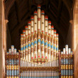 Organ pipes — Stock Photo