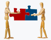 Cooperation — Stock Photo