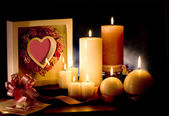Tealight Candle — Stock Photo