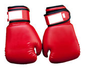 Pair of Boxing Gloves — Stock Photo