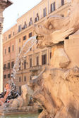 Fountain in Rome — Stock Photo