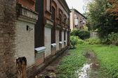 Durante a inundação — Foto Stock