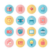 Education and training icons — Stock Vector