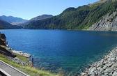 Chiaro lago — Foto Stock
