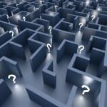 Endless maze — Stock Photo