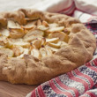Постер, плакат: Traditional ukrainian apple pie