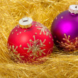 Christmas decorations — Stock Photo #13786003