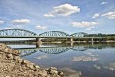 Bridge in Fordon, Bydgoszcz City - Poland — Stock Photo